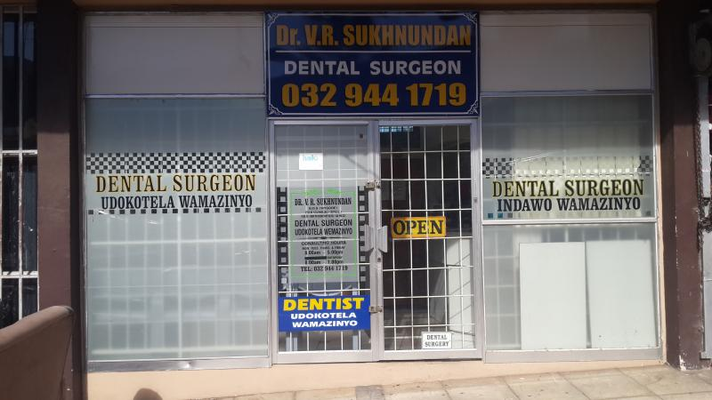 Dr V.R. Sukhnundan - Dentist/Dental Surgeon - Tongaat