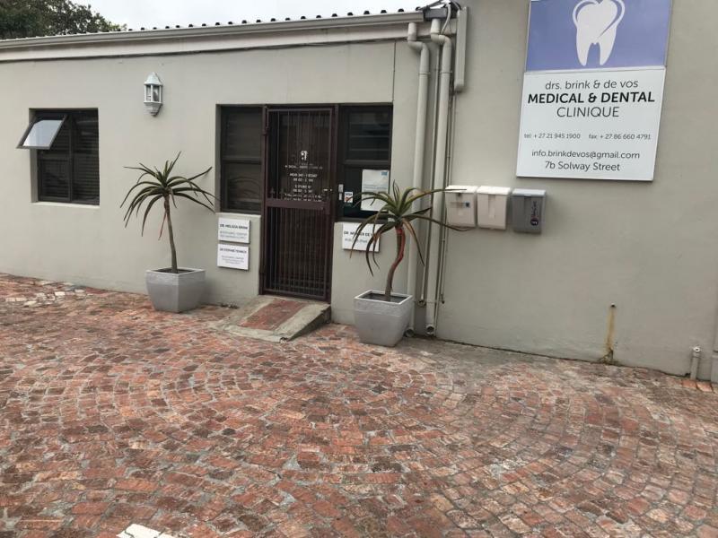 Medical & Dental Clinique - Dr Melissa Brink - Dentist/Dental Surgeon - Cape Town