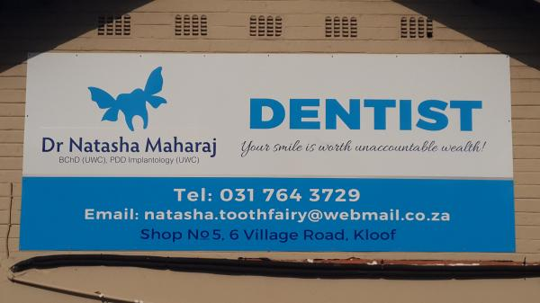 Dr Natasha Maharaj - Dentist/Dental Surgeon - Kloof